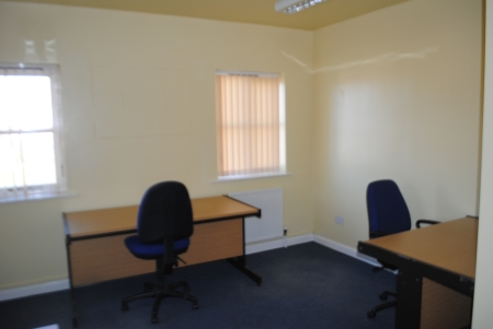 Offices to rent as a suite or indivually